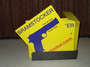 BRAMSTOCKER's Soundtrack of The French Cop, For Sale at Amoeba on Sunset, Will be Offered to Every Member of His Rotary Club Of Los Angeles.